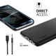 Spigen Thin Fit, black - Gal S7