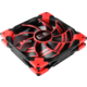 AeroCool Dead Silence Red Edition, 140 mm