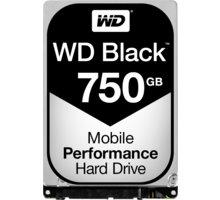 WD Black (BPKX) - 750GB - WD7500BPKX