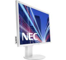"NEC MultiSync EA244WMi, bílá - LED monitor 24"" - 60003409"