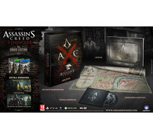 Assassin's Creed: Syndicate - The Rooks Edition (PC) - PC - 3307215892893