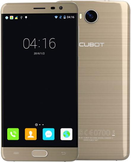 CUBOT Cheetah 2 32GB, zlatá