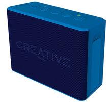Creative Muvo 2C, přenosný, modrá - 51MF8250AA002