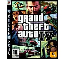 Grand Theft Auto IV - PS3 - 5026555400329