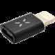 FIXED redukce pro nabíjení a datový přenos z microUSB na Lightning, iOS 9.x a nižší, černá
