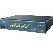 Cisco ASA 5505 Firewall Edition bundle, bezpečnostní zařízení - ASA5505-50-BUN-K9