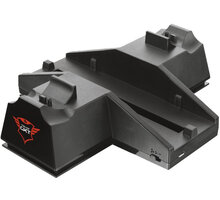 Trust GXT 702 Cooling Stand & Duo Charging Dock (PS4) - 21013