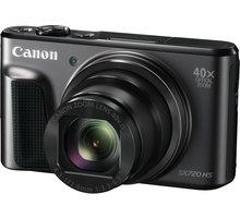 Canon PowerShot SX720 HS, černá - 1070C002 + Paměťová karta SDHC 16GB Kingston (class 10) v ceně 189 Kč