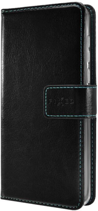 FIXED Opus pouzdro typu kniha pro Acer Liquid Z6, černé