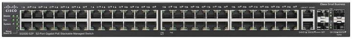 Cisco switch SG500-52P
