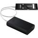 Sony CP-S20B powerbanka, 20 000 mAh, černá