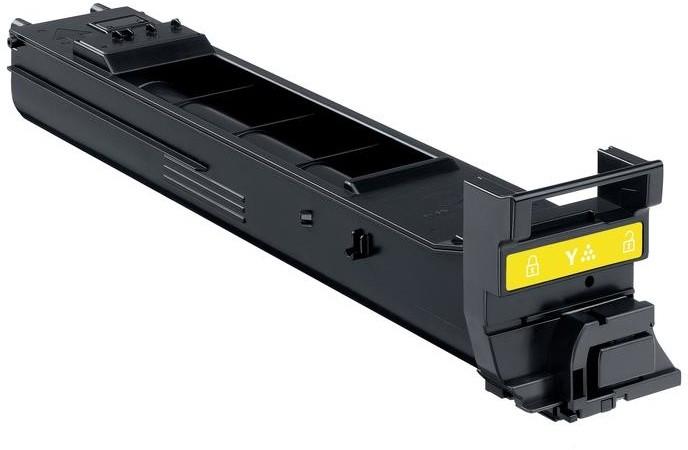 Minolta pro MC4650/MC4690/4695, žlutá
