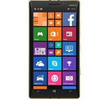 Nokia Lumia 930, černá/zlatá