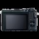 Canon EOS M6, tělo, černá