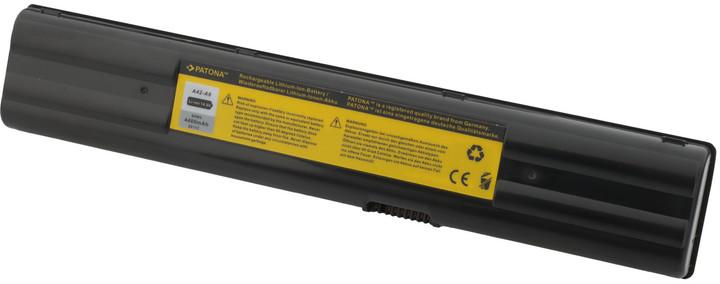 Patona baterie pro ASUS, A3 4400mAh Li-Ion 14,8V