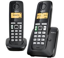 Gigaset A220A Duo - L36852-H2431-R601