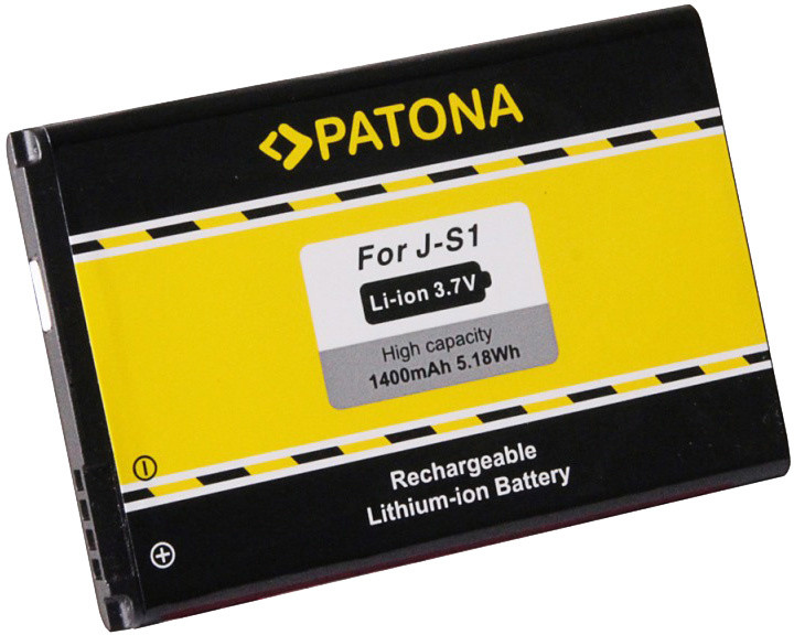 Patona baterie pro Blackberry J-S1 1400mAh 3,7V Li-Ion
