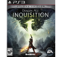 Dragon Age 3: Inquisition - Deluxe Edition - PS3 - 5030942113808