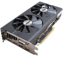 Sapphire Radeon NITRO+ RX 480 4G D5 OC, 4GB GDDR5 - 11260-13-20G + Kupon hru na PC DOOM v ceně 1149,-Kč od 21.2 do 21.5 2017