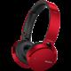 Sony MDR-XB650BT, červená