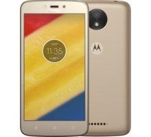 Motorola Moto C Plus - 16GB, Dual Sim, zlatá - PA800124CZ