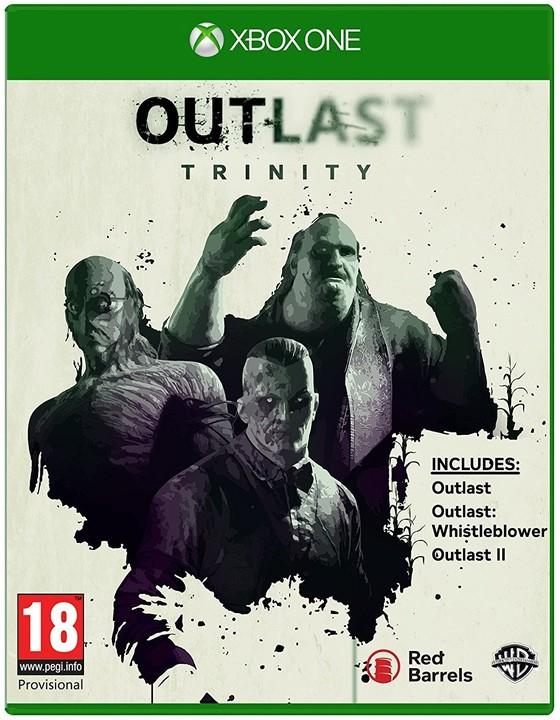 Outlast Trinity (Xbox ONE)