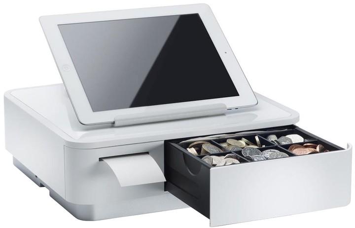Star Micronics mPOP tiskárna 58mm, zásuvka, světlá