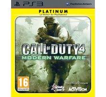 Call of Duty 4: Modern Warfare (PS3) - 82249UK