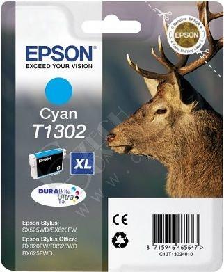 Epson C13T13024010, azurová