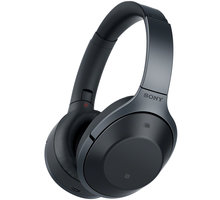 Sony MDR-1000X, černá - MDR1000XB.CE7
