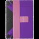 """Cellularline CLICKCASE univerzální tabletové pouzdro se stojánkem 10,5"""", růžové"""