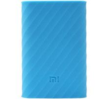 Xiaomi silikonové pouzdro pro Xiaomi Power Bank 10000 mAh, modrá