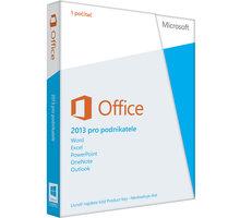 Microsoft Office 2013 pro podnikatele, bez média