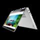 Lenovo Yoga 720-15IKB, platinově-stříbrná