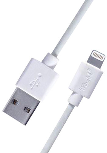 PremiumCord Lightning, Apple 8pin - USB A M/M, 1m