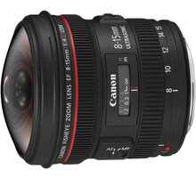 Canon EF 8-15mm f/4L Fisheye USM - 4427B005AA