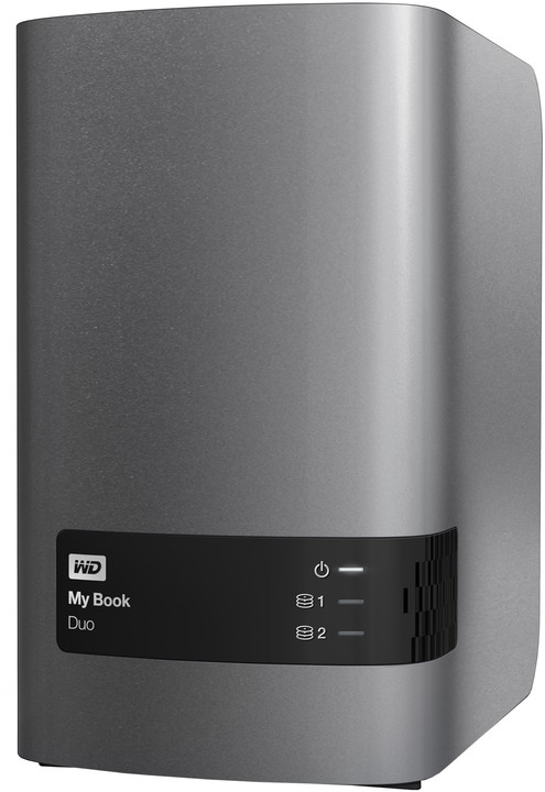 WD My Book Duo - 8TB