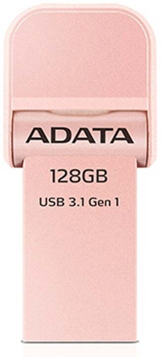 ADATA AI920 128GB, růžová