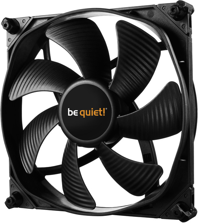 Be quiet! Silent Wings 3, 140mm