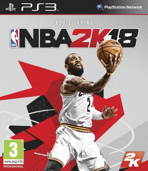 NBA 2K18 (PS3)