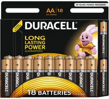 Duracell Basic AA 18ks - 10PP100003
