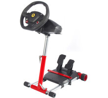 Wheel Stand Pro for Thrustmaster F458 SPIDER/ T80 /T100 /F458 /F430 Wheels V2 ROSSO, červený - 5907734782194
