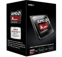 AMD A10-7870K Black Edition - AD787KXDJCBOX