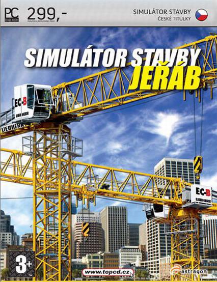 Simulátor stavby: Jeřáb - PC