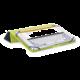 """Cellularline CLICKCASE univerzální tabletové pouzdro se stojánkem 10,5"""", modré"""