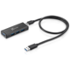 J5CREATE USB3.0 4-port Mini Hub JUH340