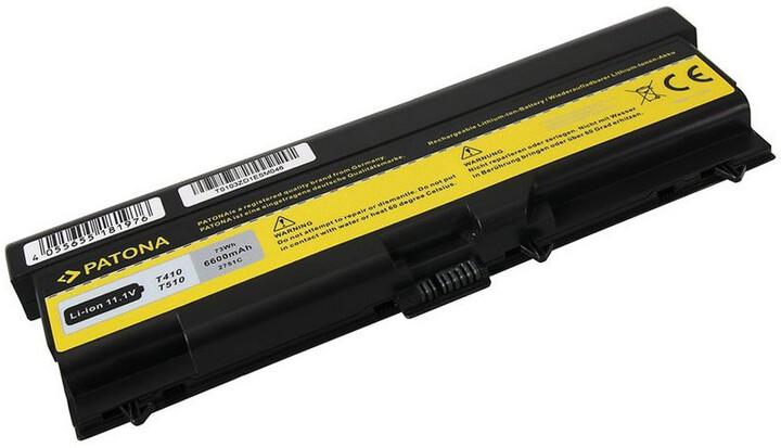 Patona baterie pro ntb LENOVO ThinkPad E40 E50 6600mAh Li-Ion 10,8V