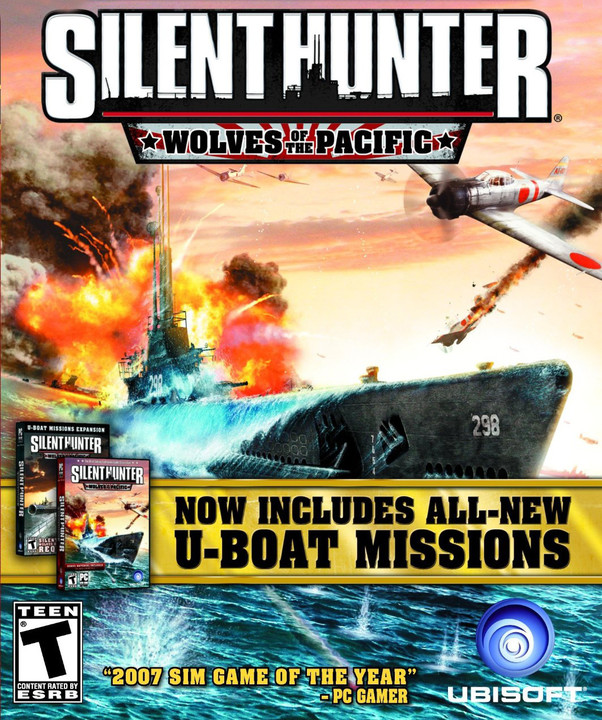 Silent Hunter 4: Wolves of the Pacific - PC
