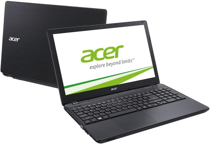 Acer Extensa 15 (EX2511G-39S5), černá