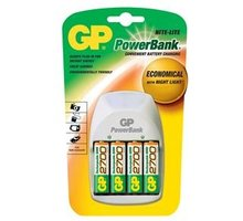 GP Power Bank Nite-Lite + 4x AA 2700 mAh - 1604111300